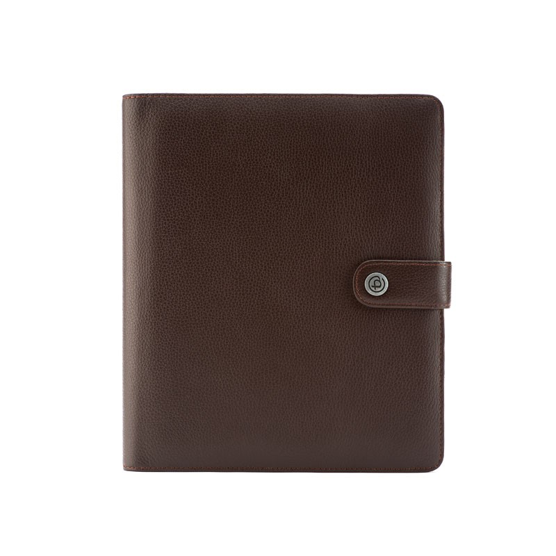 Booq Booqpad iPad 3 Leather Coffee/cream - 2