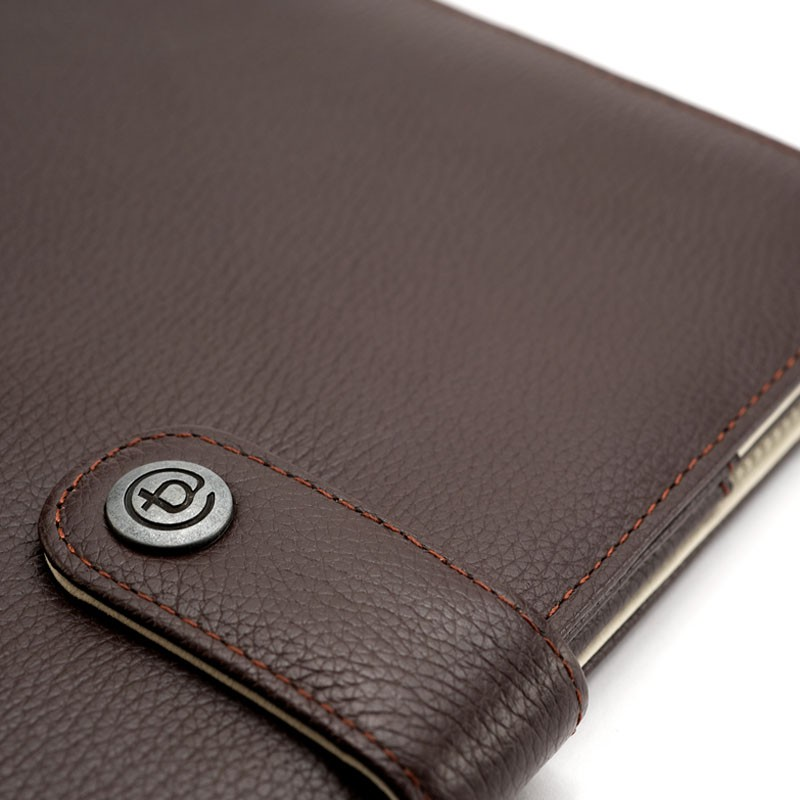 Booq Booqpad iPad 3 Leather Coffee/cream - 6